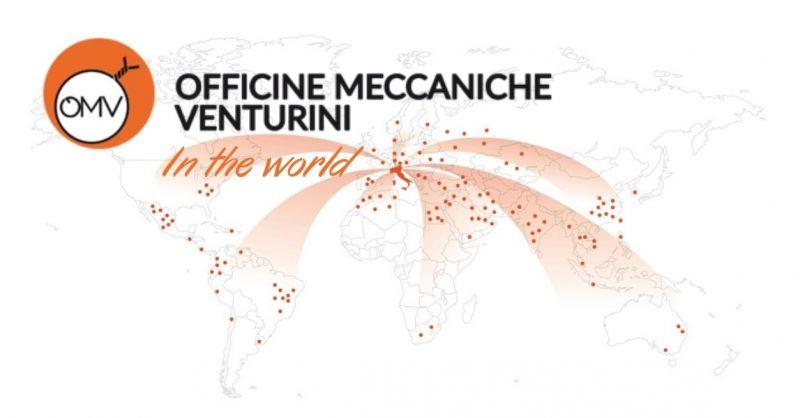 ऑफिसिन मेकेंची वेन्टुरिनी एस.आर.एल. – रोलिंग मिल्स इटली के लिए विशेष निजीकृत मशीनों के लिए ऑफर