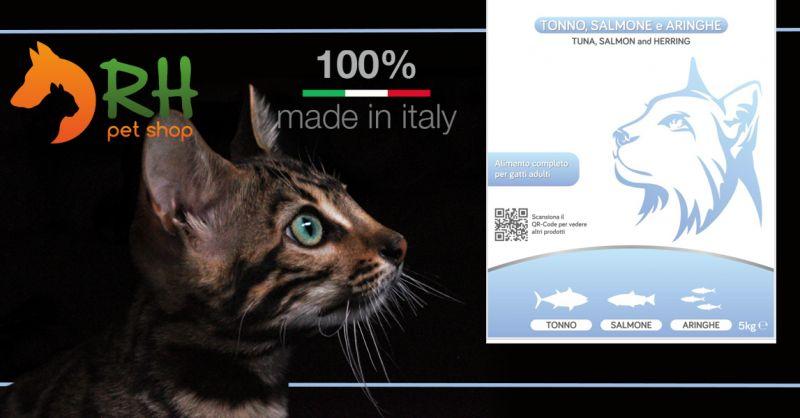 Offerta Vendita  online Crocchette Per Gatti - Occasione Cibo secco per gatto adulto croccantini